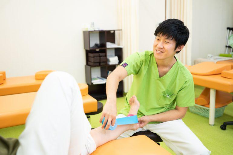 リハビリ|石巻のまこと鍼灸整骨院